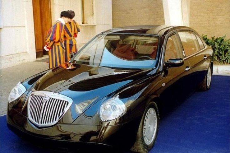 Lancia Thesis Giubileo