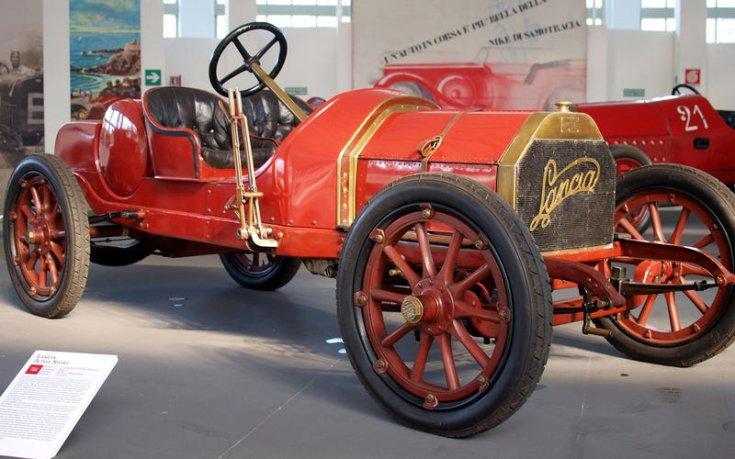 első Lancia