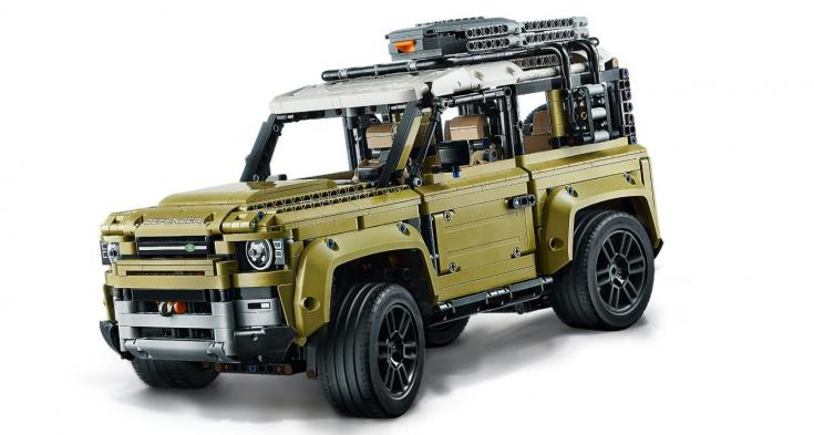 Technic LEGO Land Rover Defender