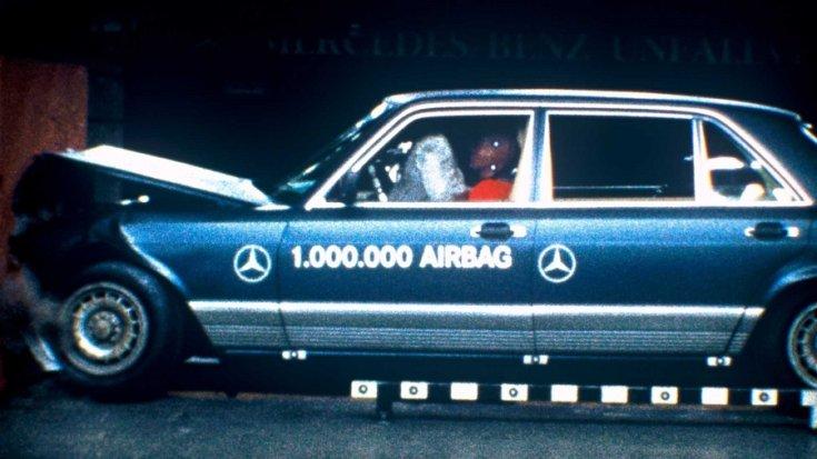 Mercedes S-osztály W126