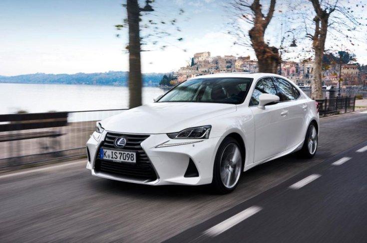 A Lexus a 2. legmegbízhatóbb autómárka a WhatCar? szerint