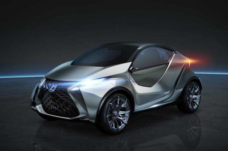 Lexus LF-SA koncepcióautó