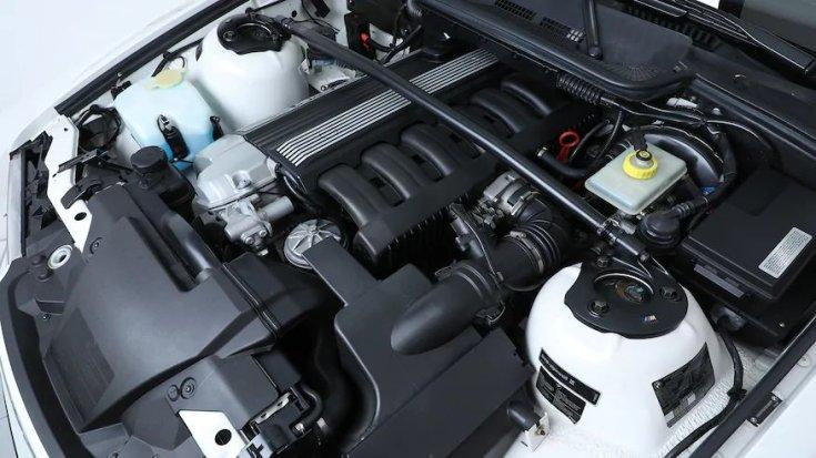 BMW M3-as motortere