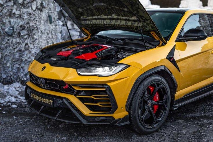 Lamborghini Urus 4.0 V8