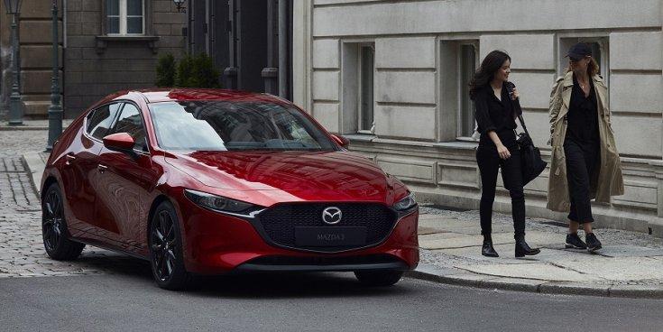 2020-as Mazda 3