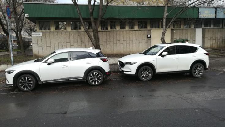 Mazda CX-3 és Mazda CX-5