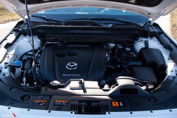 Mazda CX-5 Skyactiv-G194 AWD 100 Years Edition motor