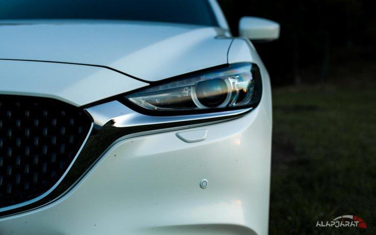 Mazda 6 Teszt 2018