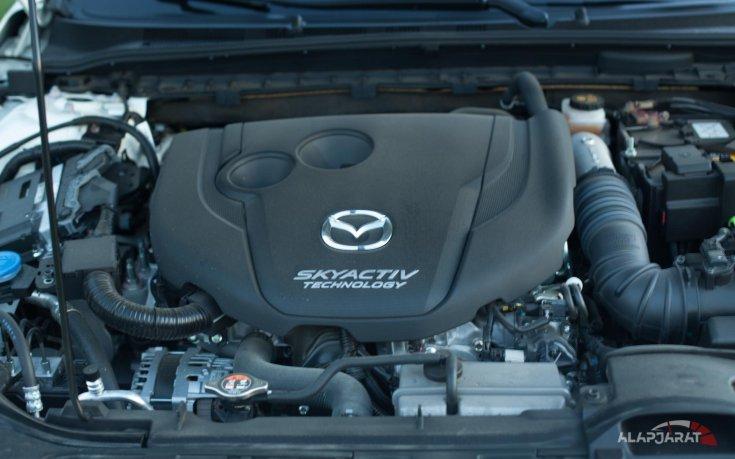 Mazda 6 2018 - Teszt Alapjárat
