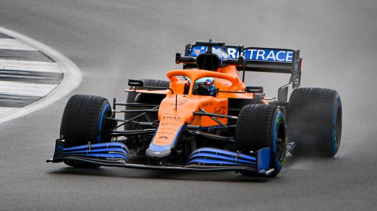 2021 McLaren MCL35M
