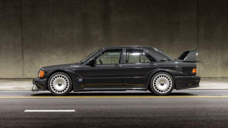 Mercedes 190E 2.5-16 Evolution