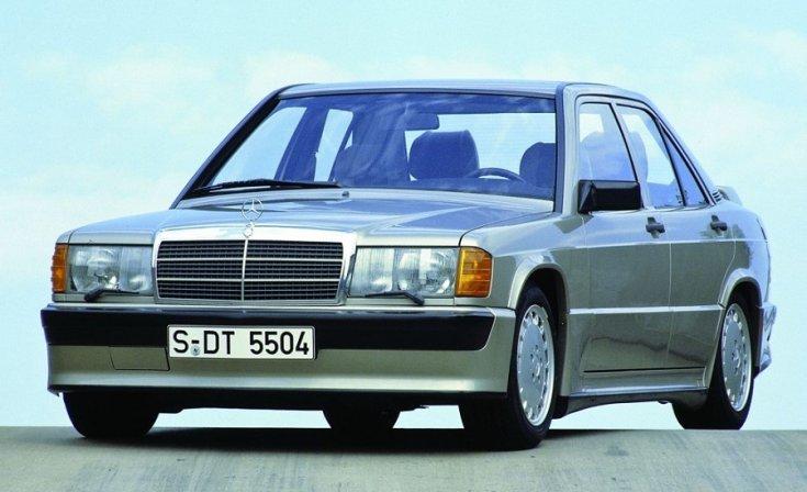Mercedes 190E 2.3-16
