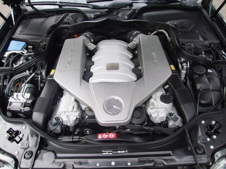 Mercedes M156
