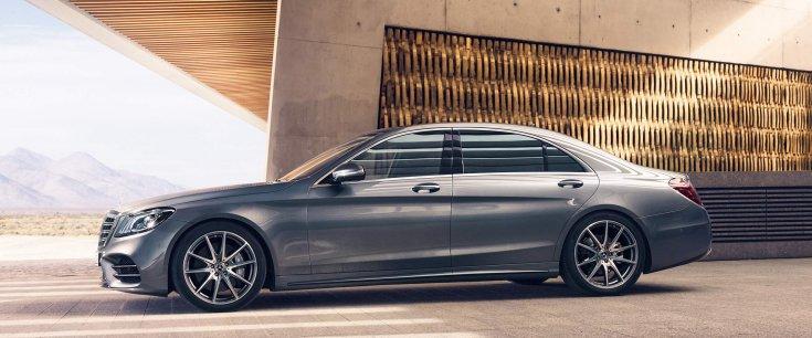 Mercedes-Benz S-osztály W222