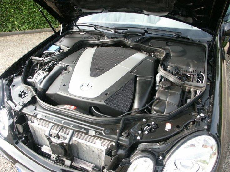 Mercedes E420 CDI W211