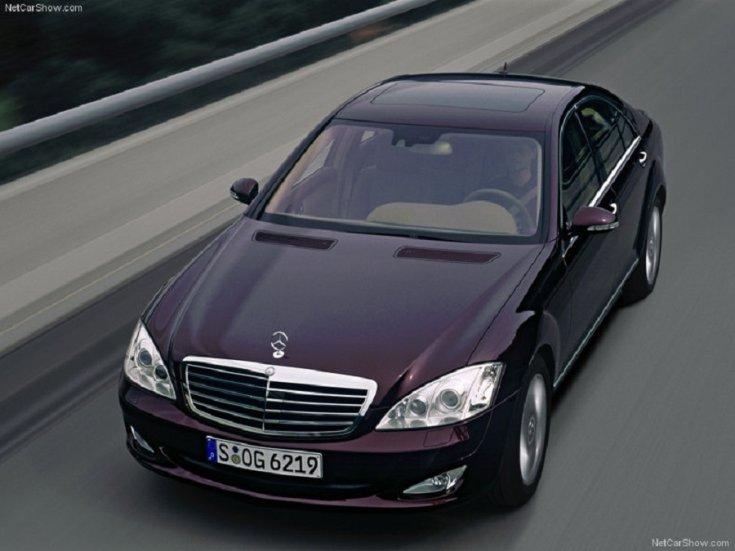 Mercedes S-osztály W221