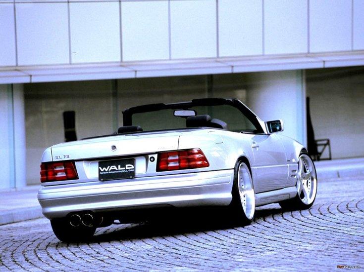 Mercedes SL73 AMG