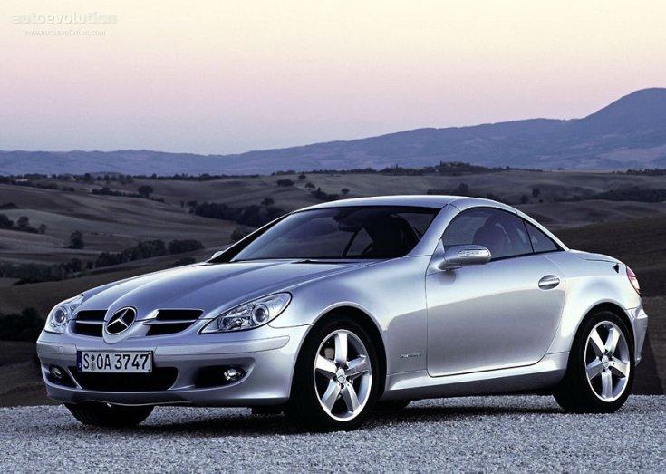Mercedes SLK R171