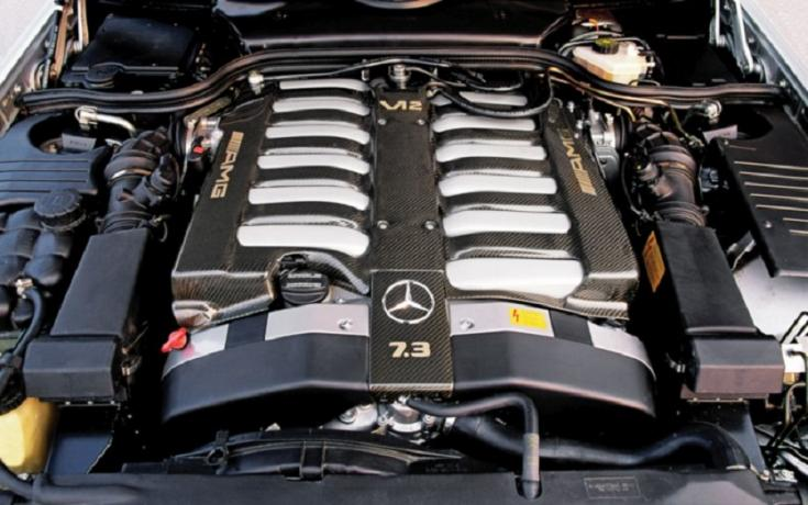 Mercedes M120 7.3