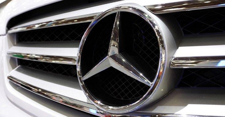 Mercedes logó