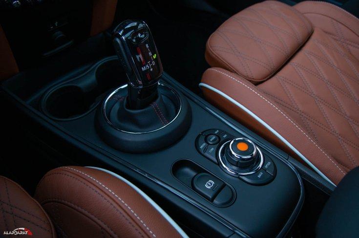 Mini Cooper S Countryman ALL4 teszt alapjárat