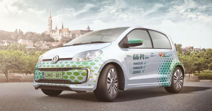 Mol Limo Volkswagen e-Up