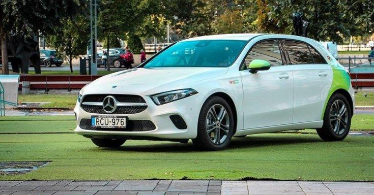 Mol Limo Mercedes-Benz A-osztály
