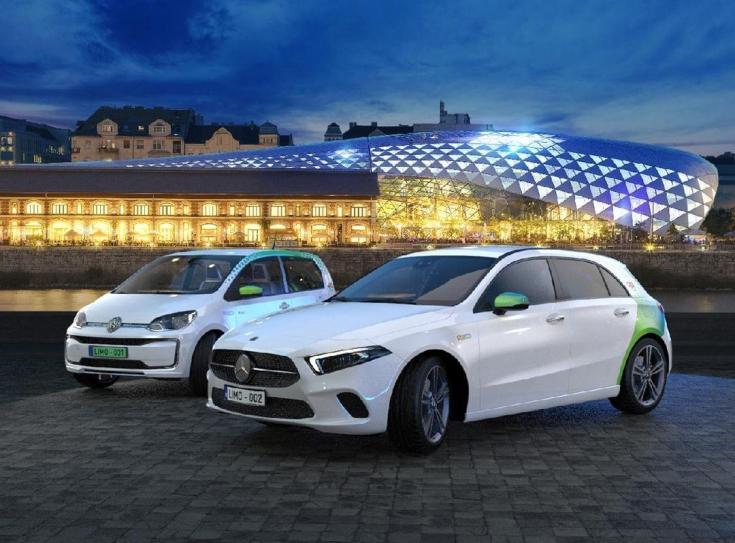 Mol Limo Volkswagen és Mercedes