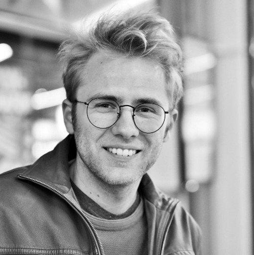 Húnfalvi András portréfotója