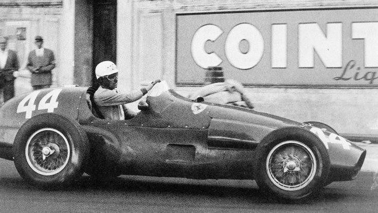 Monacói Nagydíj régen