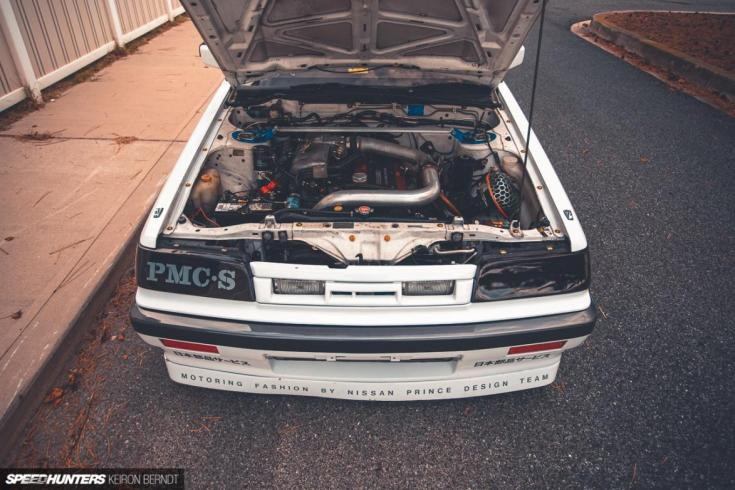 Nissan Skyline R31 tuning