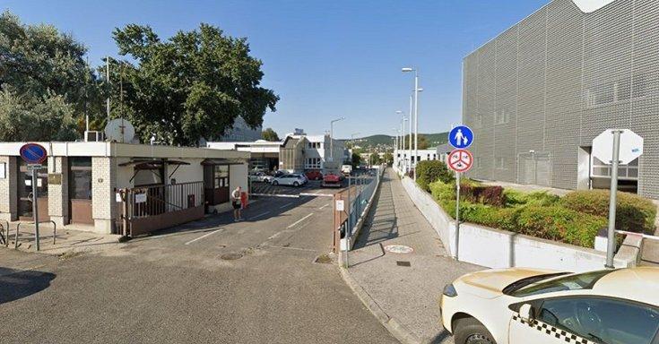 Mozaik utcai vizsgaállomás