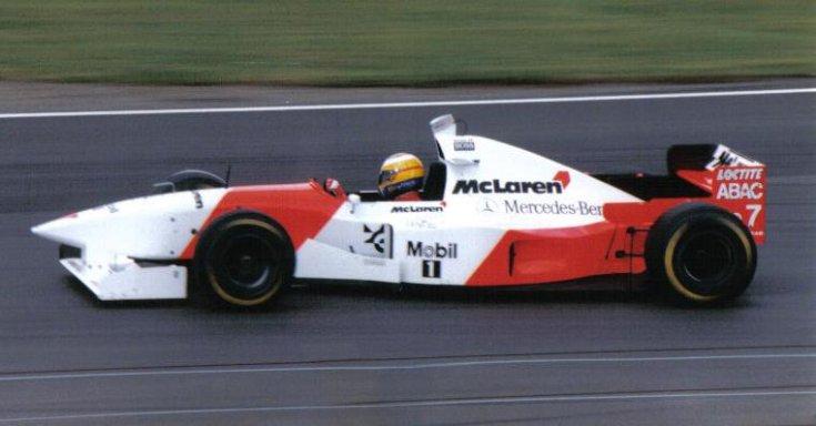1995 McLaren MP4-10