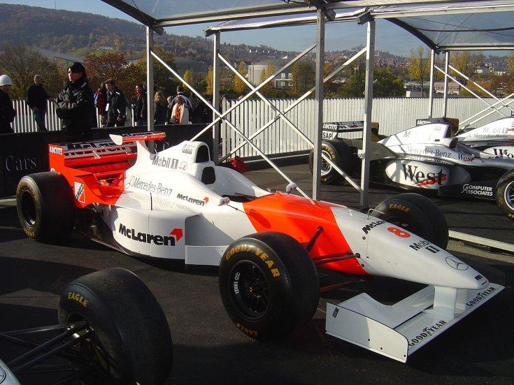 1996 McLaren MP4-11