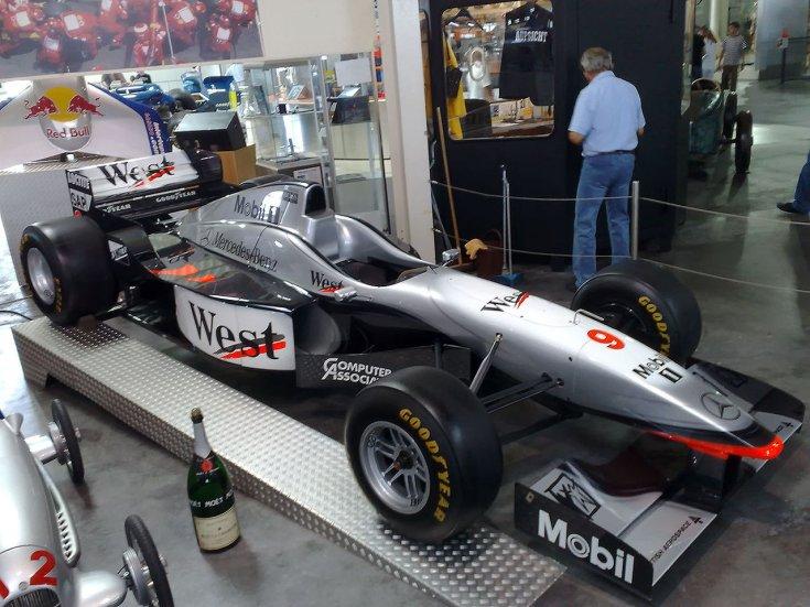 1997 McLaren MP4-12