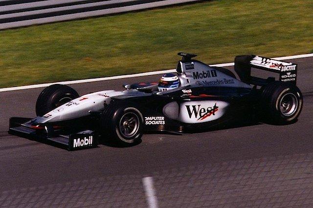 1999 McLaren MP4-14