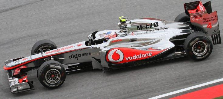 2011 McLaren MP4-26