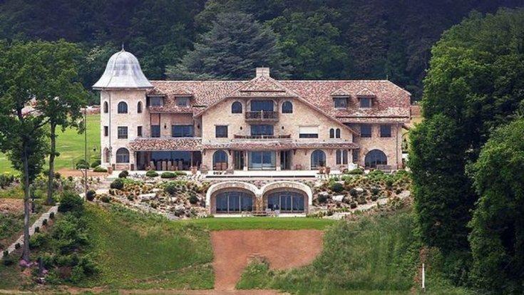 Michael Schumacher és családja svájci otthona