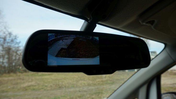 Nissan e-NV200 XL Voltia visszapillantó tükör