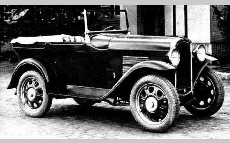 első Nissan