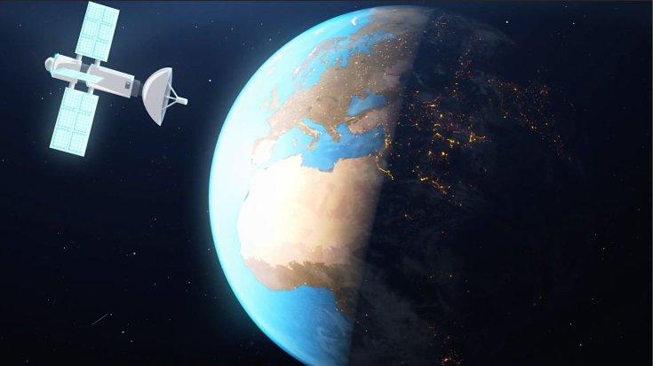 nyomkövetés műholddal