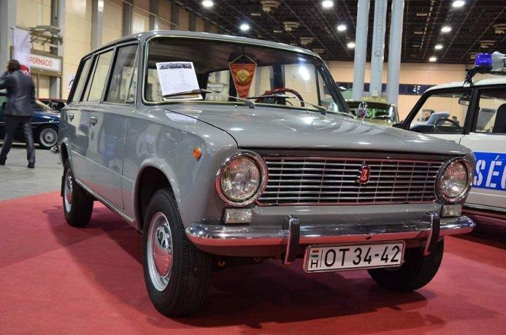 Lada 1200 oldtimer