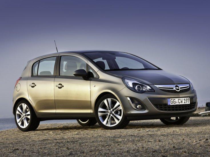 Opel Corsa D benzin