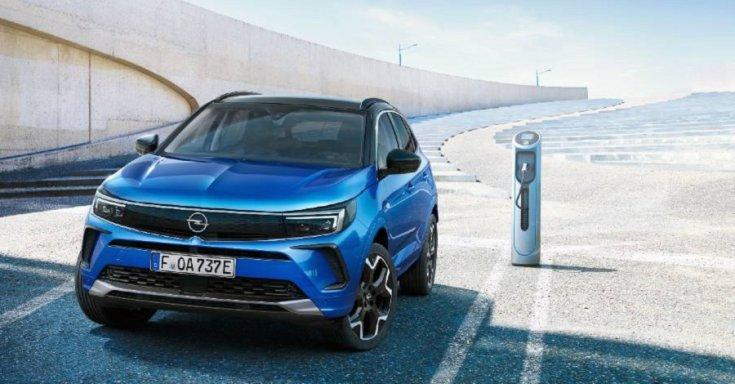 Az új Opel Grandland