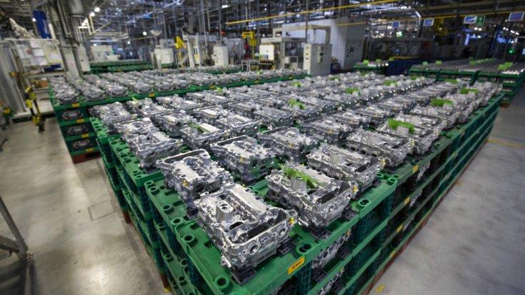 A szentgotthárdi Opel-gyár belülről