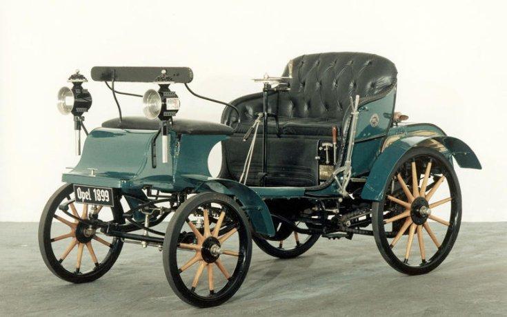 első Opel