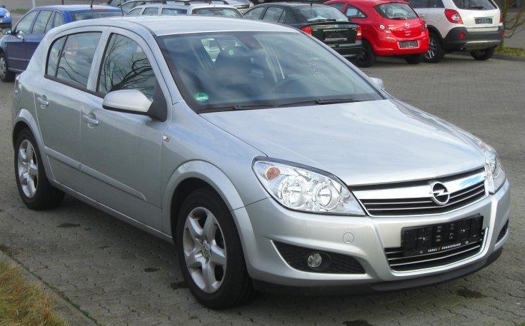 Opel Astra H használtautó