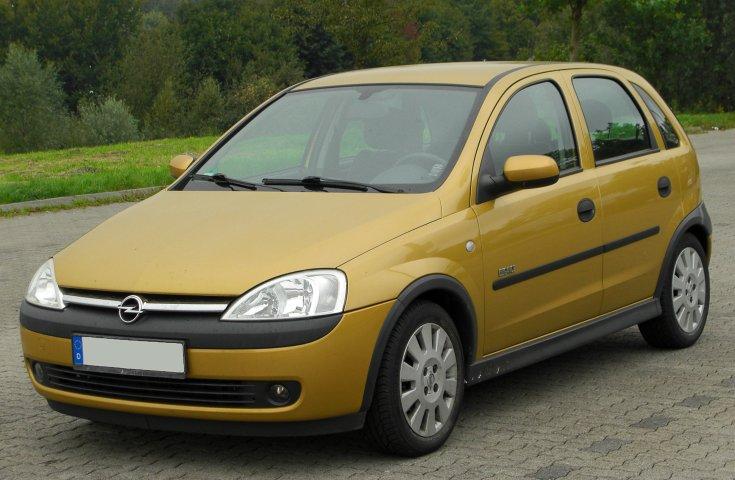 Opel Corsa C használtautó
