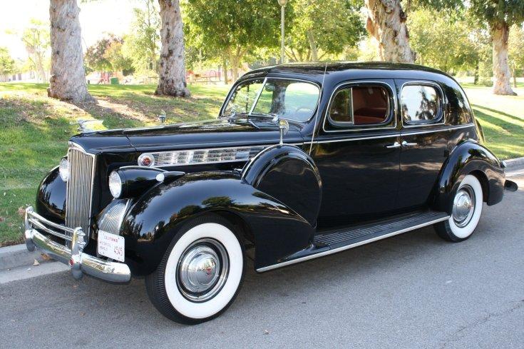 1940-es gyártású Packard 180