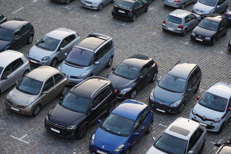 Parkoló autók